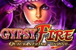Gypsy Fire slot Konami
