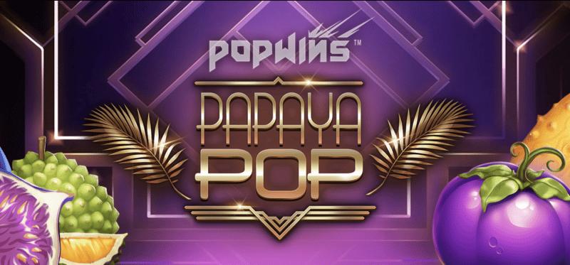 PapayaPop Banner
