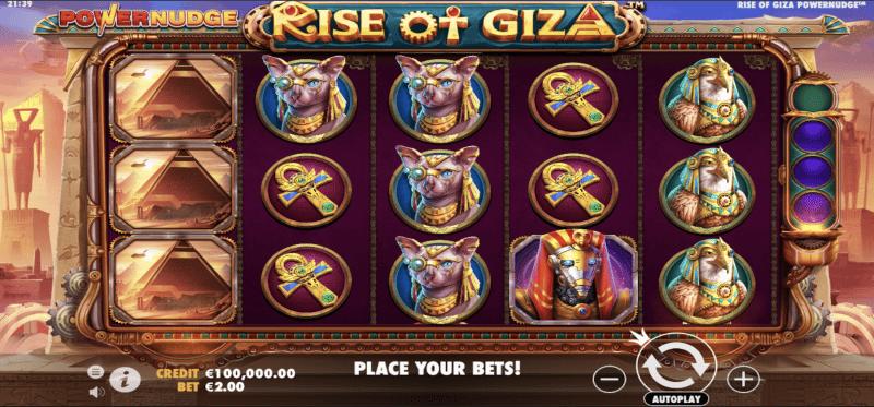 Rise of Giza PowerNudge Base Game