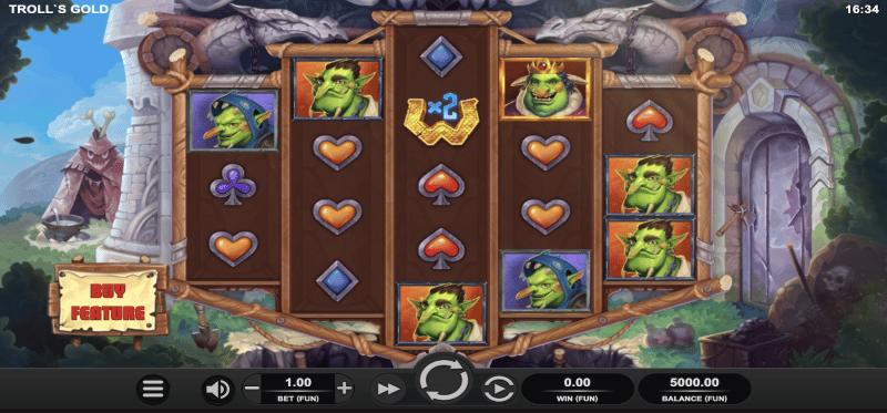Trolls Gold Base Game