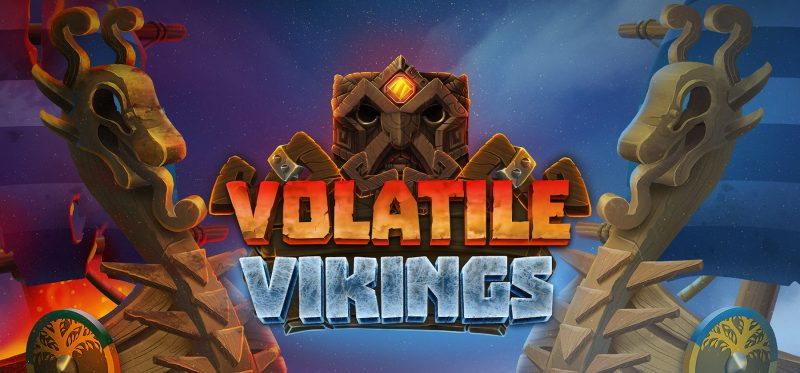 Volatile Vikings Banner