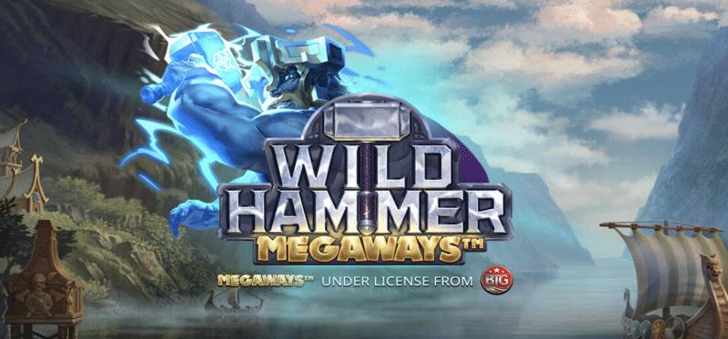 Wild Hammer Megaways Banner