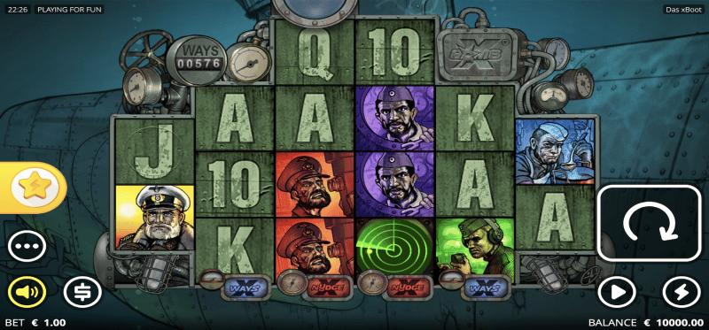 Das xBoot Base Game