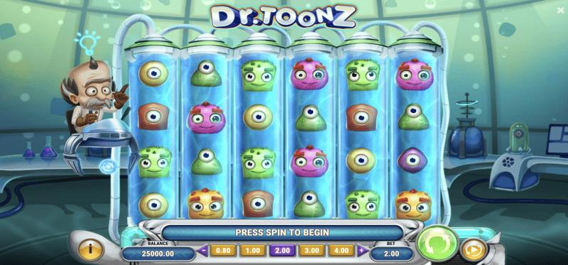 Dr. Toonz Main Game
