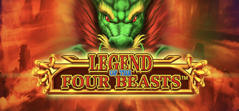 Legend of the Four Beasts Banner