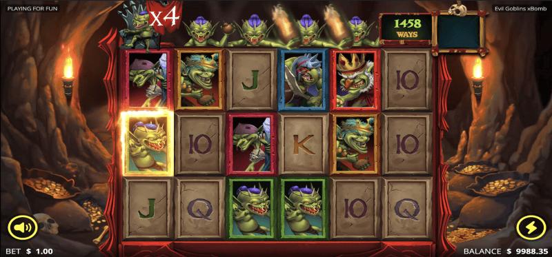 Evil Goblins xBomb - Evil 4 Feature