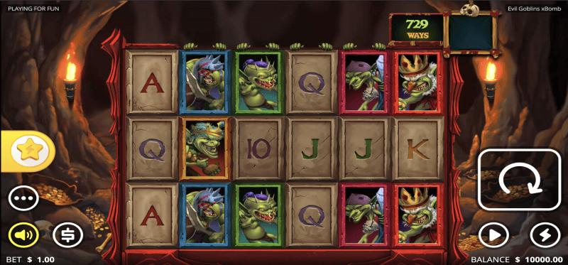 Evil Goblins xBomb Main Game