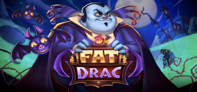 Fat Drac Banner