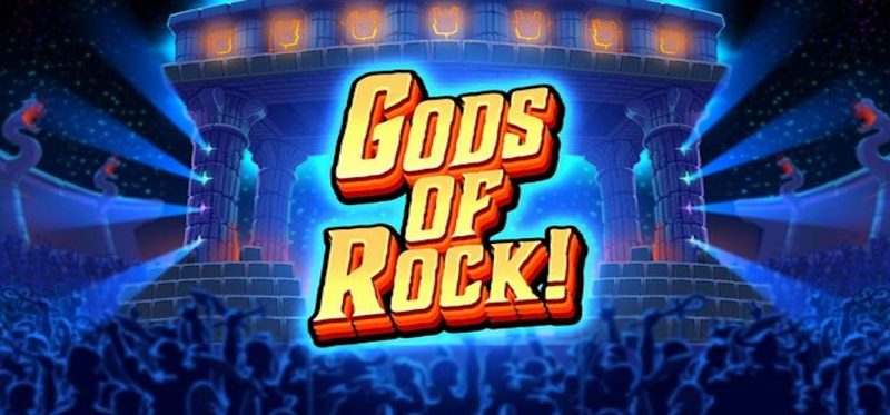 Gods of Rock Banner